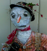 Prim Snowman