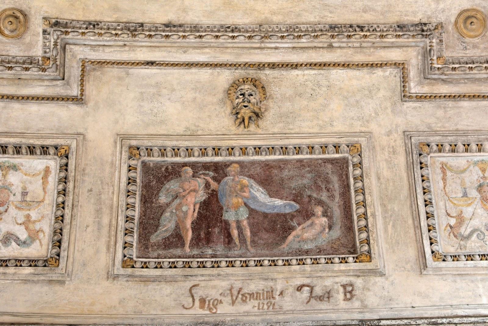 Art at Castel Sant'Angelo