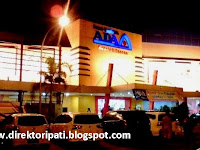Nge-Mall di Pasar Swalayan ADA Pati
