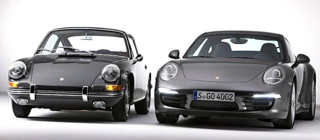 Automóvil Porsche 911