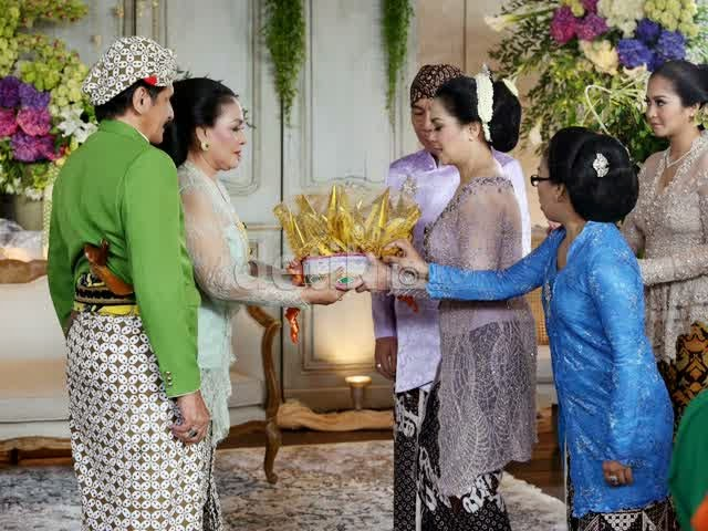 Kumpulan Foto Terbaik di Pernikahan Raffi Ahmad Dengan Nagita Slavina