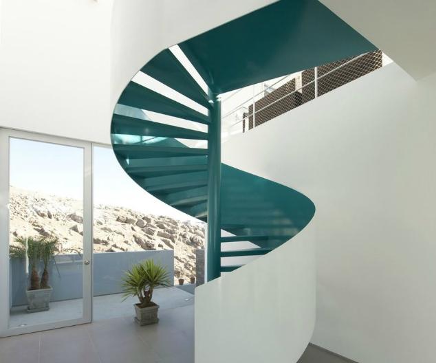 De Lunares Y Naranjas Mi Rcoles De Arquitectura Escaleras