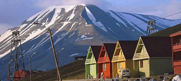 挪威斯瓦爾巴群島