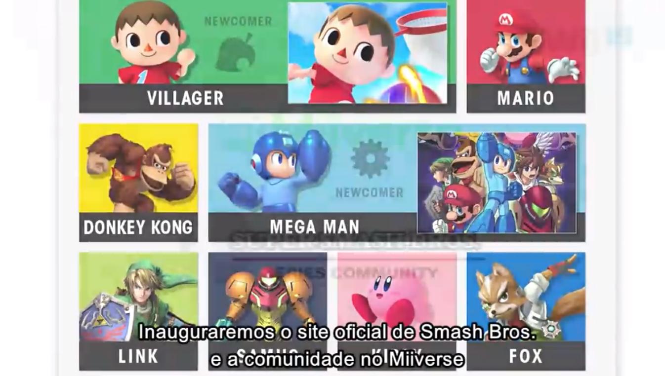 Wiiu Com Game : Nintendo direct e novidades da na