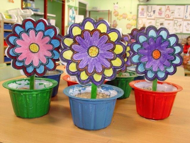 cuando llega la primavera muchas son las actividades artisticas que