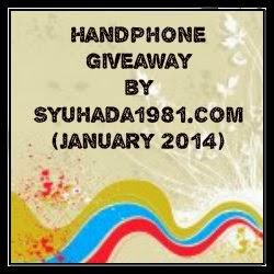 http://www.syuhada1981.com/2014/01/handphone-giveaway-by-syuhada1981com.html#.UsemkdIW3rM