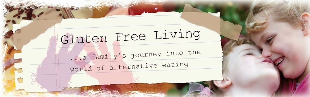 Gluten Free Living Our Story