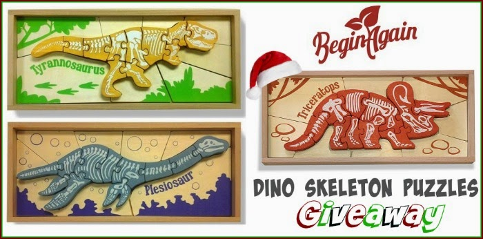 Enter the BeginAgain Puzzles Giveaway. Ends 12/16
