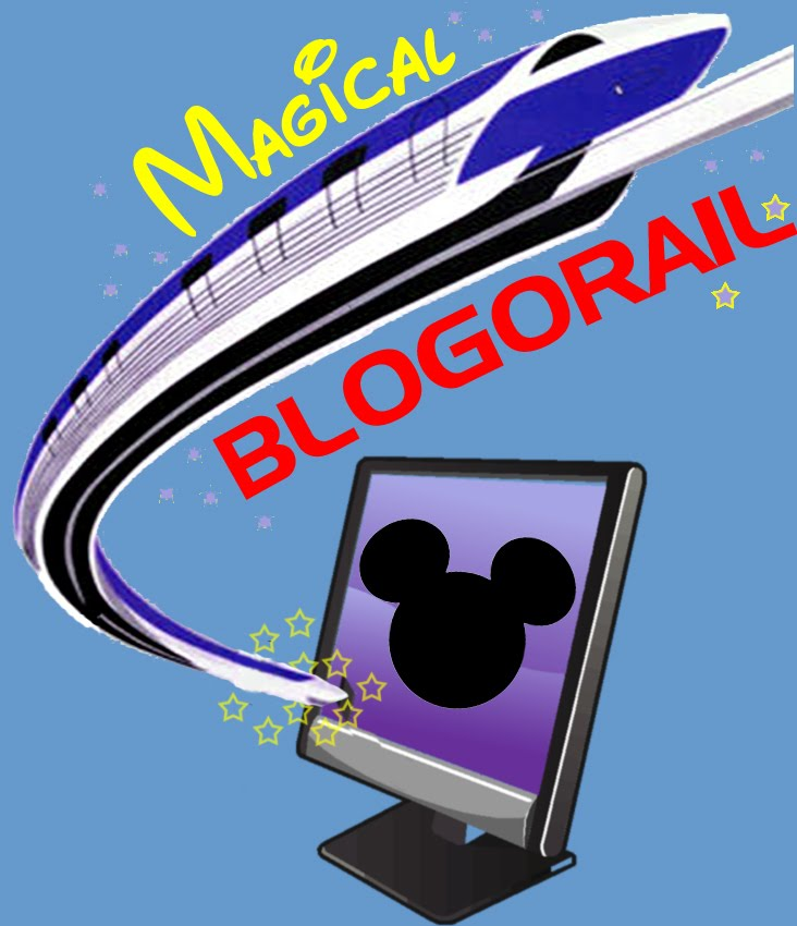 walt disney world logo 2011. Blogorail - Disney World