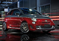 Abarth 595 Turismo (2013) Front Side