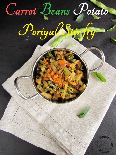 vegetable-stir-fry-poriyal