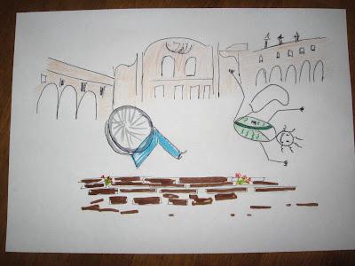 buche piazza Vigevano