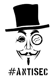 AntiSec Logo