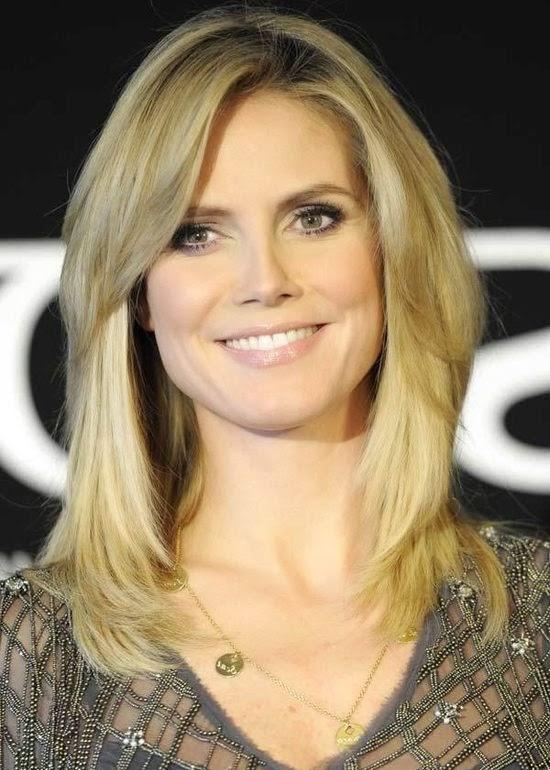 Halflang Blond Haar op Pinterest Halflange Blondine en  - Blonde Kapsels Lang Haar