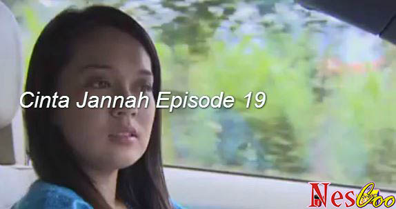Tonton & Download Cinta Jannah Episode 19