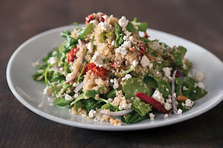 California Pizza Kitchen: FREE Quinoa & Arugala Salad
