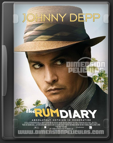 The Rum Diary (BRRip HD Inglés Subtitulado) (2011)