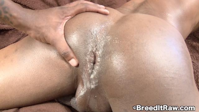 black gay booty