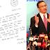 Budak 15 Tahun hantar surat kepada DS Hishammudin tunjuk kekaguman Menangani Tragedi MH370