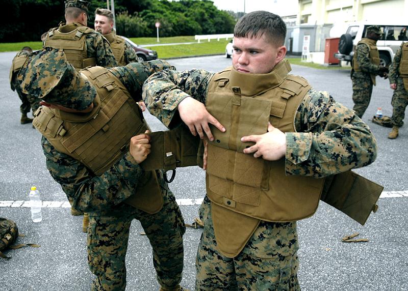 level 4 body armor