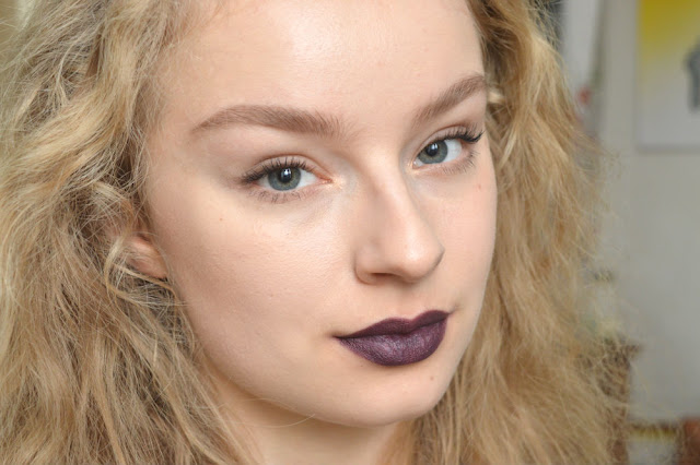 Nicolet Beauty lipstick Anderson swatch