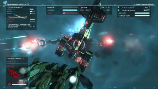 Strike Suit Infinity PC Full COGENT