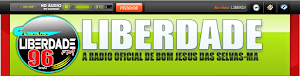 OUÇA A RÁDIO LIBERDADE FM, de Bom Jesus