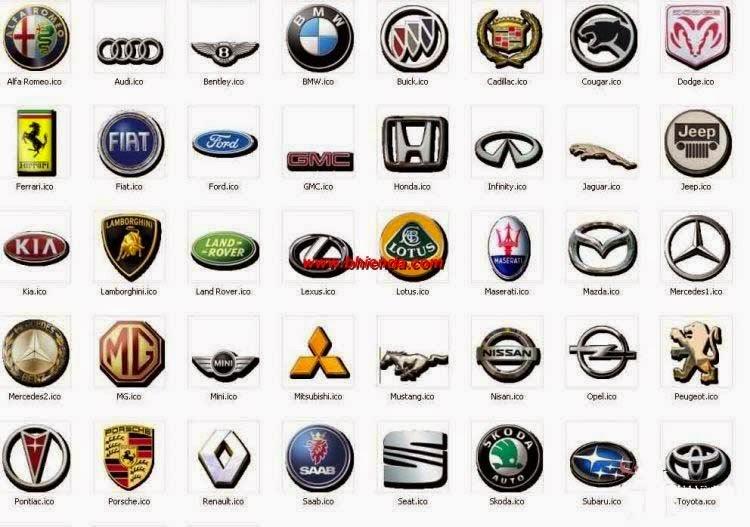 car logos