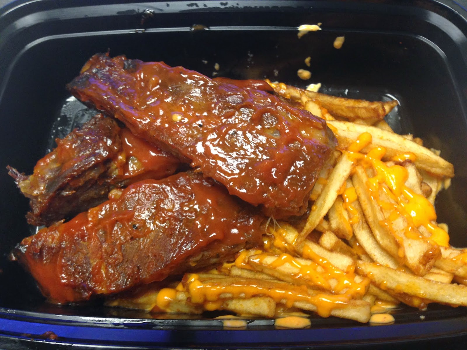 Copper Chefs Food Truck Habanero Pork Ribs