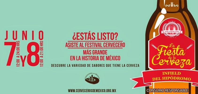 Primer Festival de Cerveceros de México, La fiesta de la Cerveza