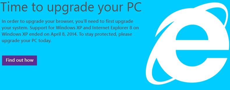 Web Browser Internet Explorer (IE)