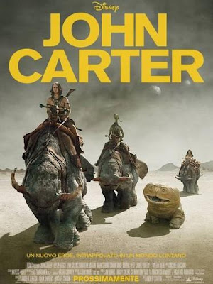 John Carter 2012 Hindi Dubbed Movie Watch Online