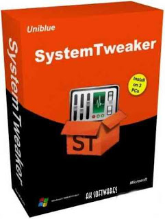 Download Uniblue SystemTweaker 2013 2.0.7.1 Multilanguage Including Key