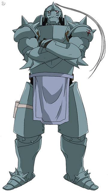 Full Metal Alchemist Al