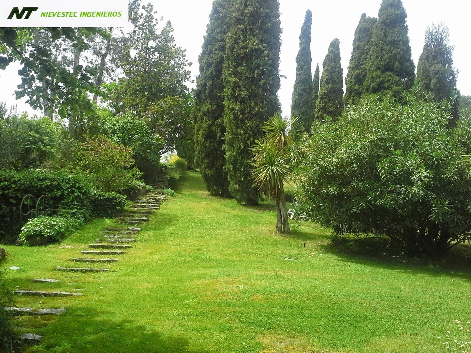 Legalizacion de sondeo para riego de jardines en for Riego de jardines