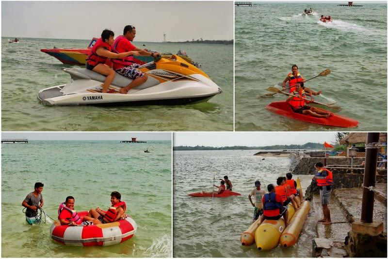 Watersport Tanjung Lesung