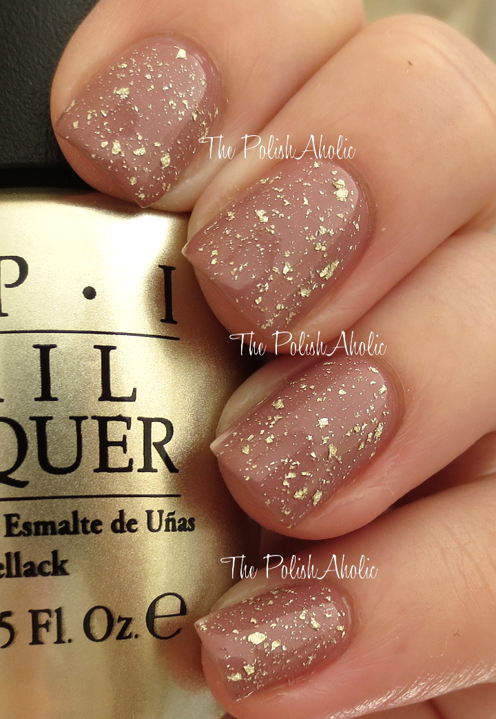 The PolishAholic: OPI Mariah Carey Collection Pure 18K Gold & Silver ...