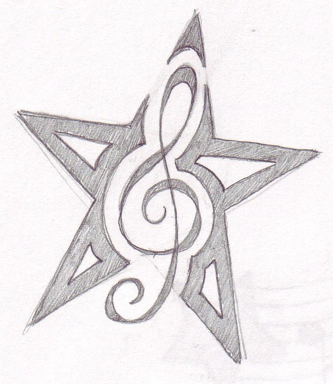 See Also Music Tattoo Designs