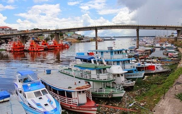 Manaus sem Copa verde
