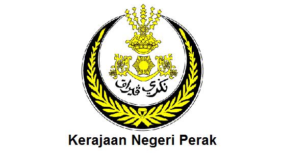 Jawatan Kerja Kosong Kerajaan Negeri Perak logo www.ohjob.info disember 2014