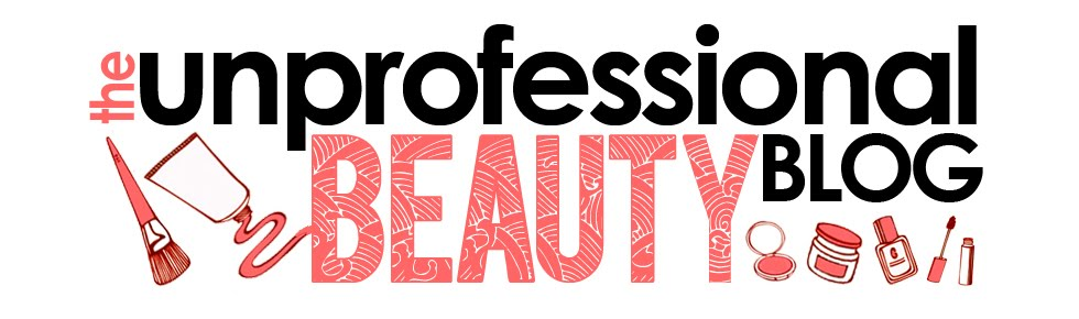 The Unprofessional Beauty Blog
