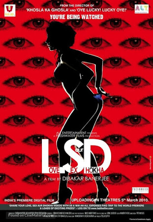 Watch Online Bollywood Movie LSD: Love, Sex Aur Dhokha 2010 300MB HDRip 480P Full Hindi Film Free Download At savelagu7.net