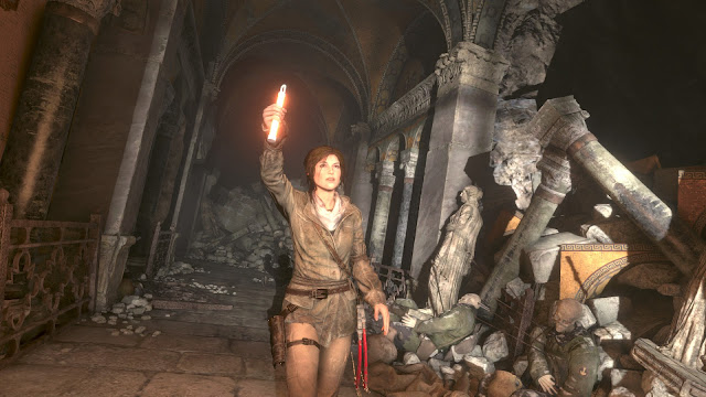 Rise of the Tomb Raider dead soviets