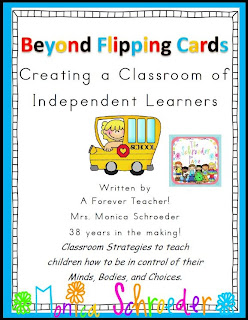 TPT Back to School Best and Most, Beyond Flipping Cards, photo