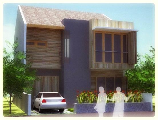 Kumpulan desain rumah minimalis (tampak depan)