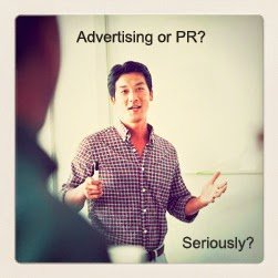 Advertising Or Public Relations? by Rich Becker