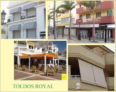 Toldos royal m laga agosto 2012 - Toldos torremolinos ...