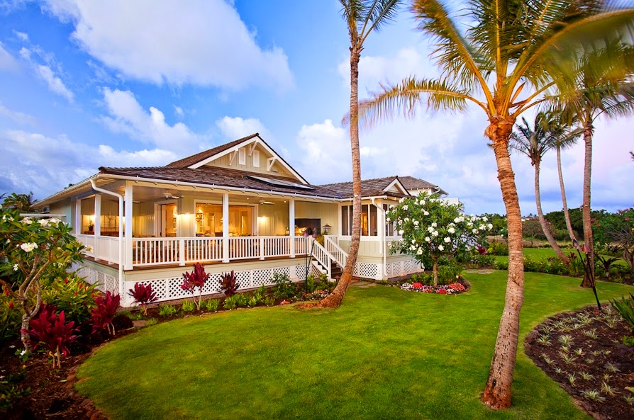 15 best hawaiian plantation style homes home building for Hawaii home builders