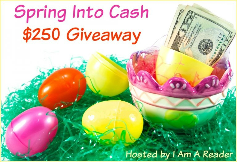 Spring Into Cash $250 Giveaway