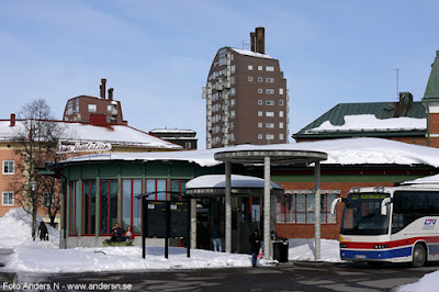 Kiruna bussterminal